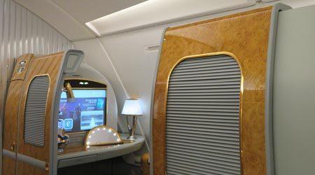 Emirates First Class A380 – Hong Kong to Dubai Review