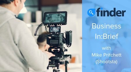 Business In:Brief with Mike Pritchett (Shootsta)