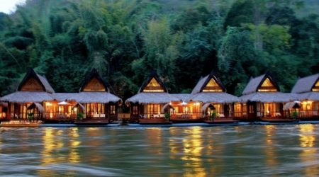 Best overwater bungalows in Thailand