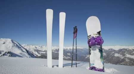 Comparison of the week: Skiing vs snowboarding