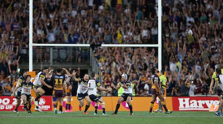The NRL Match-Up: Most dramatic finals moments