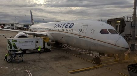 United Airlines review: Sydney to Los Angeles – Boeing 787, Economy Plus