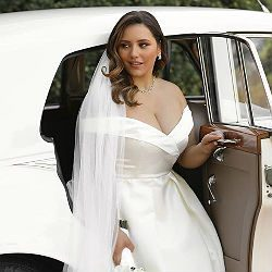 Fashion Friday} Top Looks for Plus Size Brides from Spring