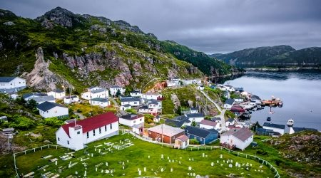 Best time to visit Newfoundland