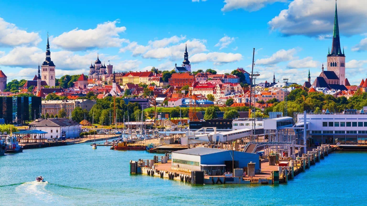 Old Town, Estonia
