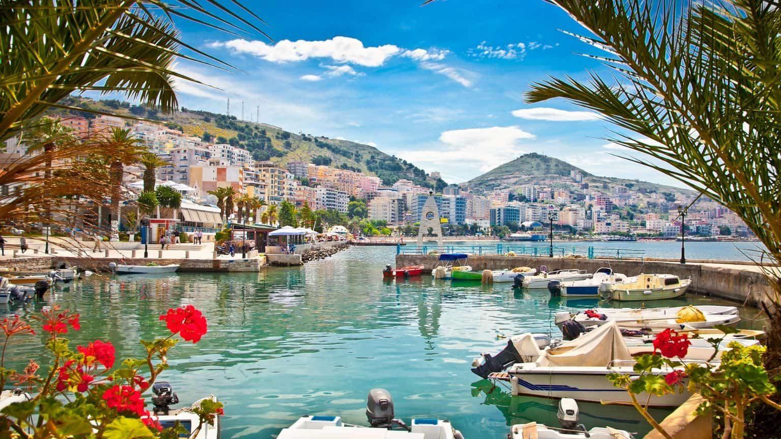 Resort in Albania