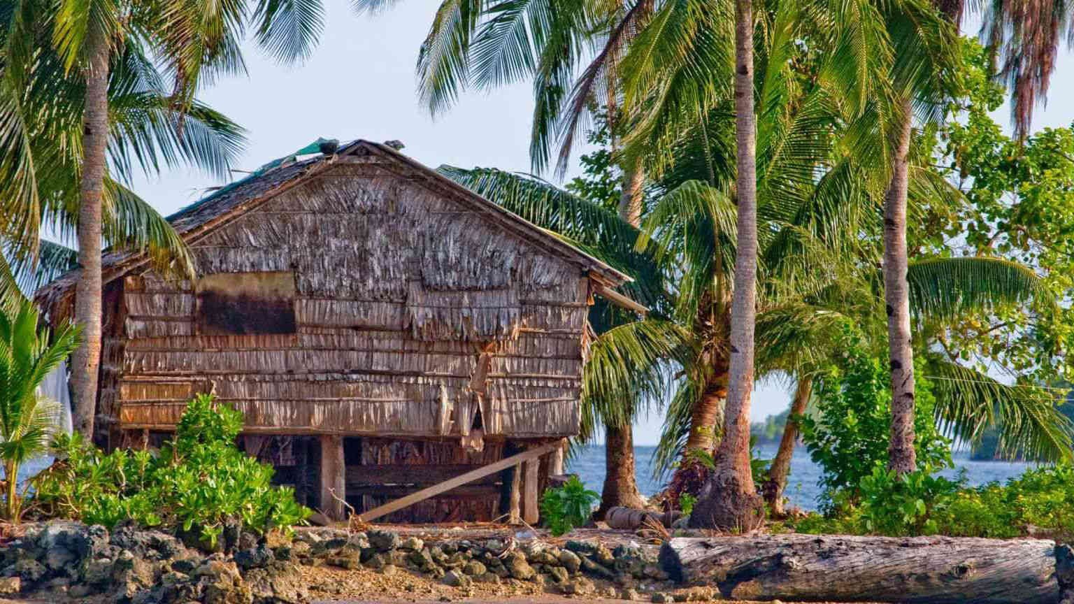 Solomon Islands Gizo