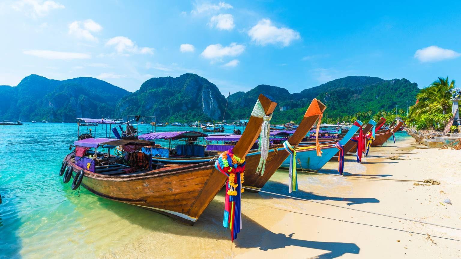 Ton Sai Bay Thailand