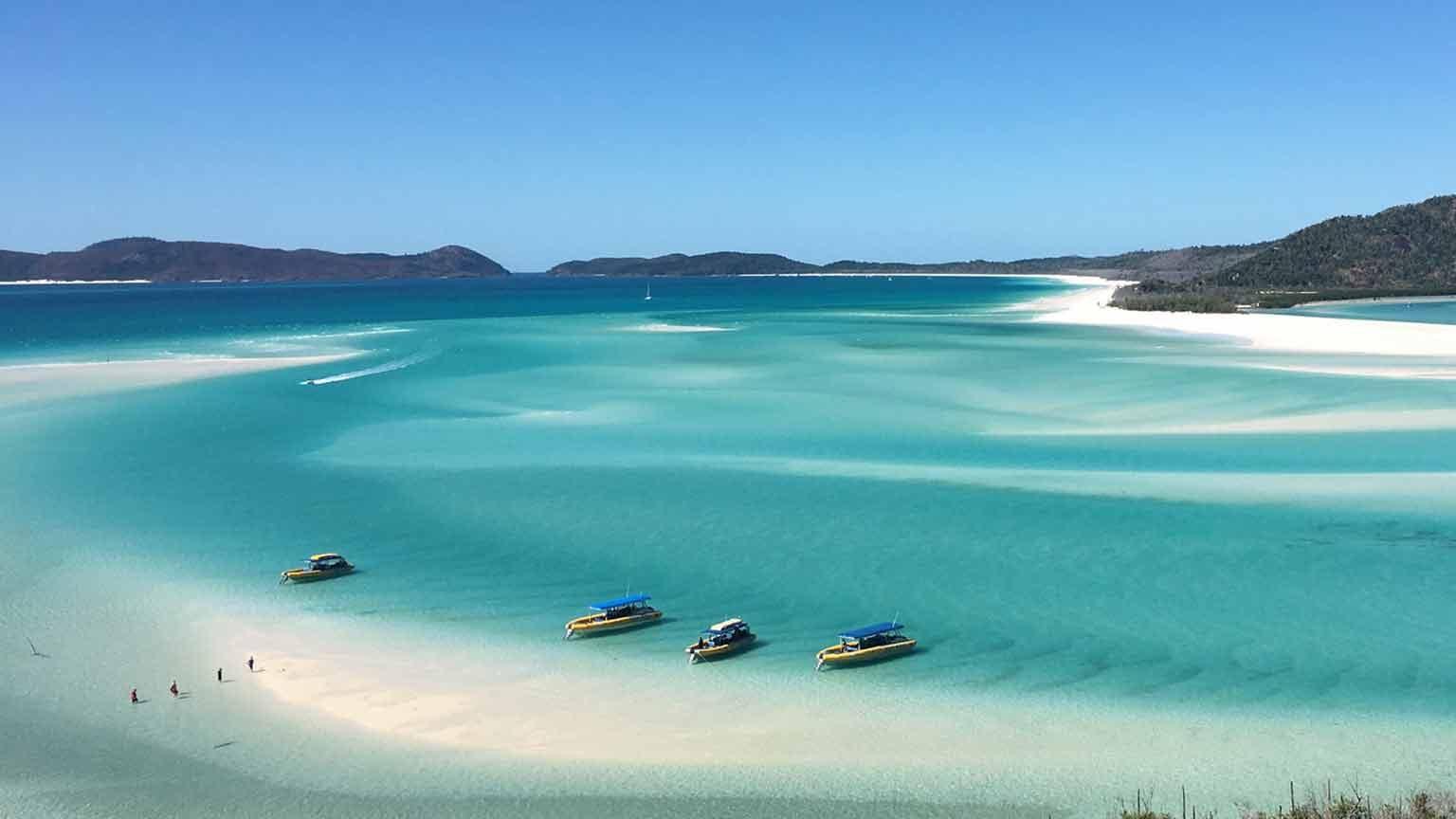 Whitehaven Beach, Whitsundays, Queensland