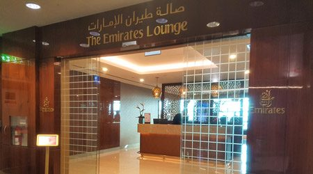 The Emirates Lounge Dubai Terminal 3 Concourse C Review