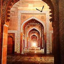 Archways in India