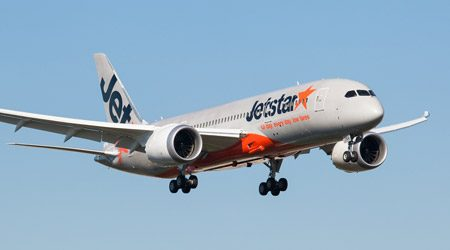 $45 Jetstar fares in latest Fare Frenzy