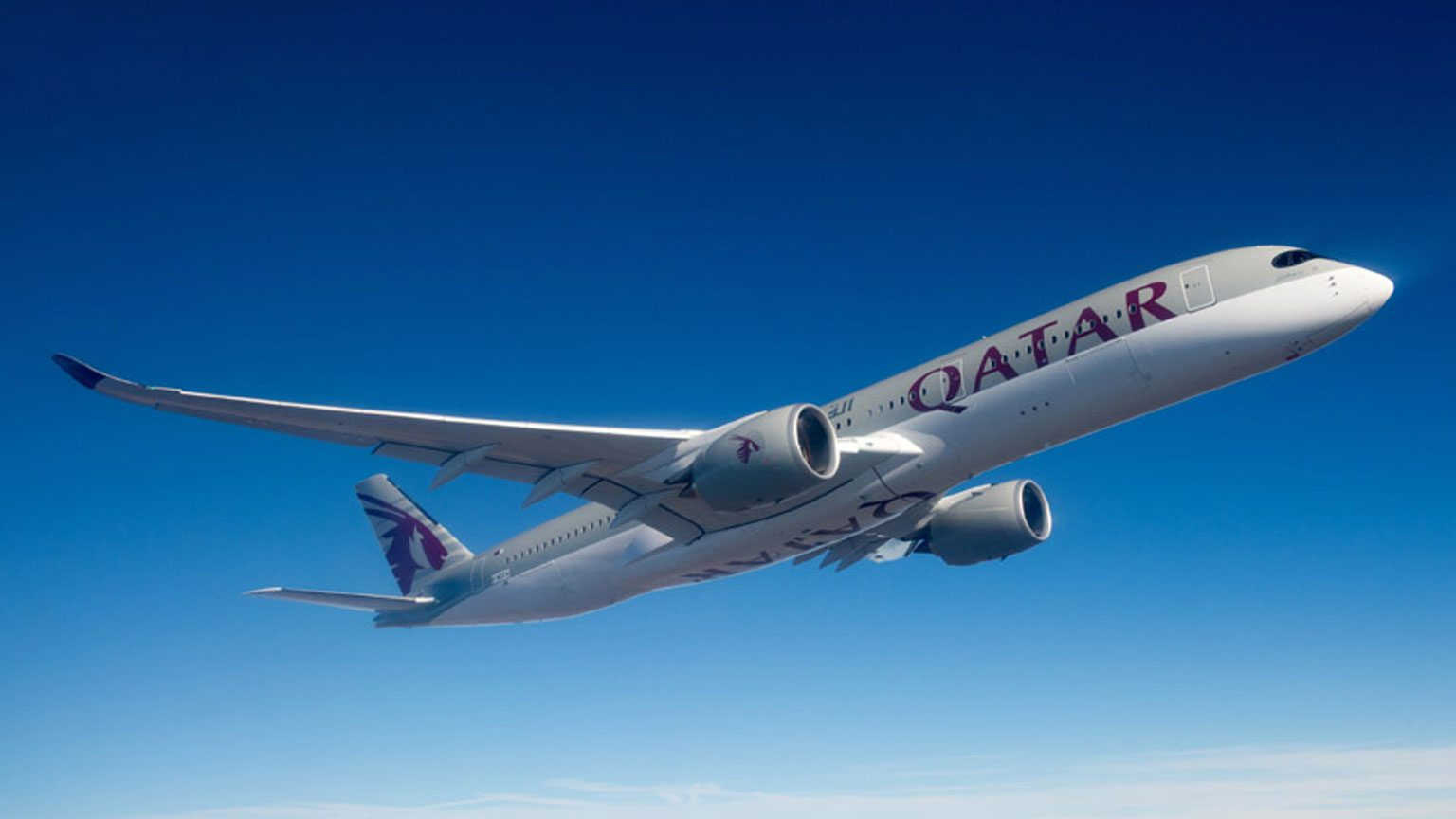 Qatar Airways Privilege Club Masthead