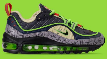 Where to buy Nike's Air Max 98 Halloween Kids Sneakers | Finder