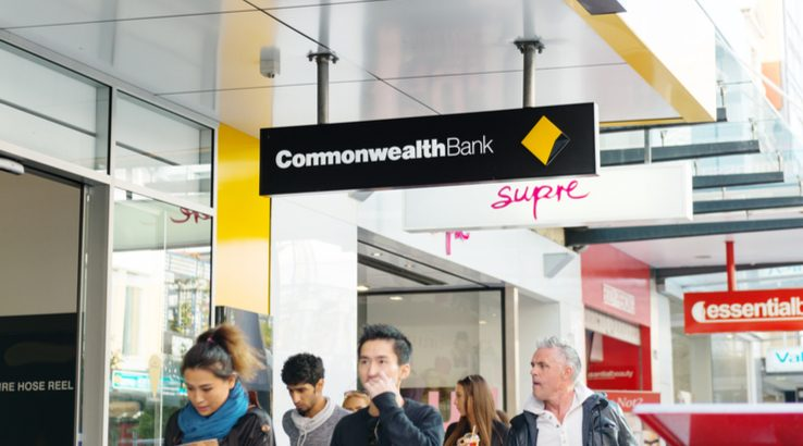 CommBank bank branch