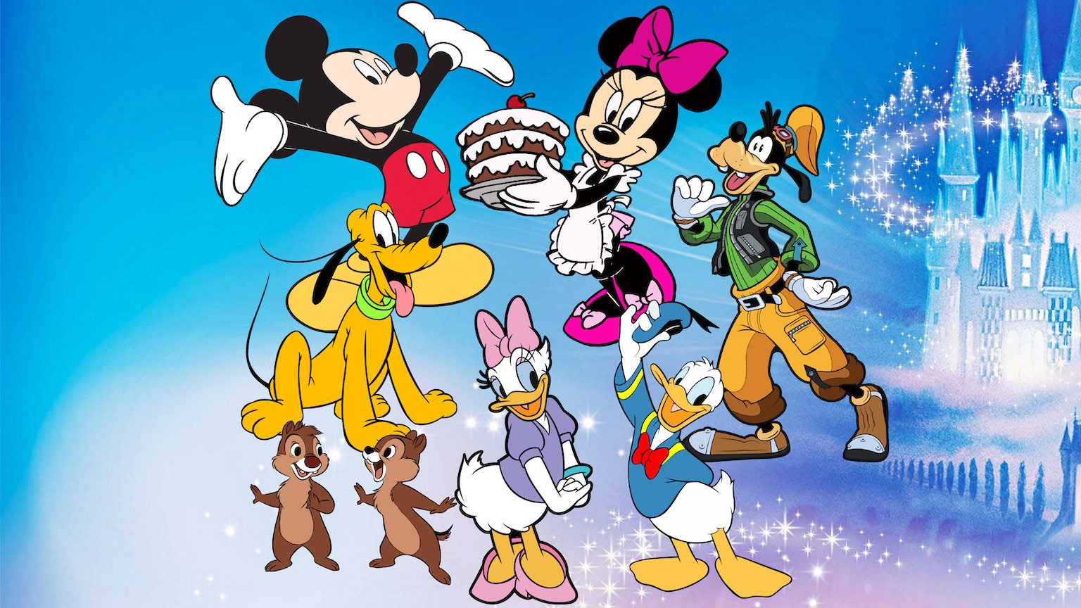 List of Disney Cartoons M
