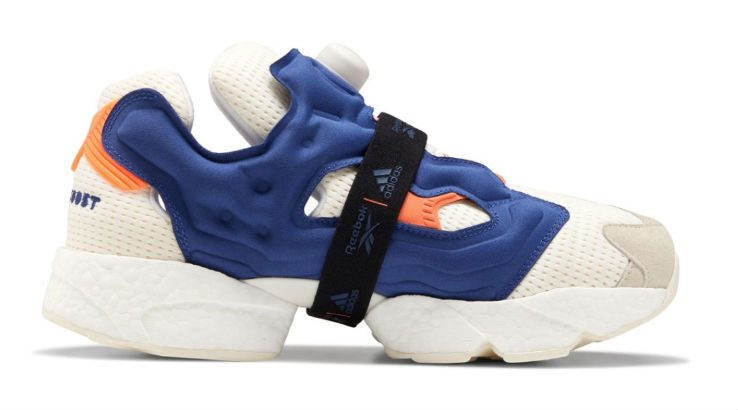 Reebok and adidas Tap Iconic Instapump Fury and adidas