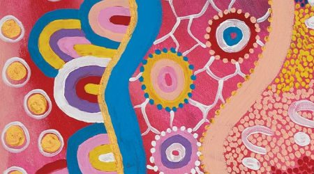 This year's The Body Shop Christmas gift tags will support the rights of Indigenous Australians