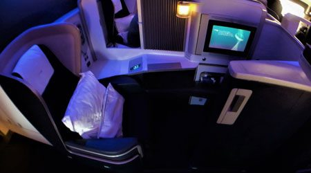 British Airways 777-300ER First Class Review