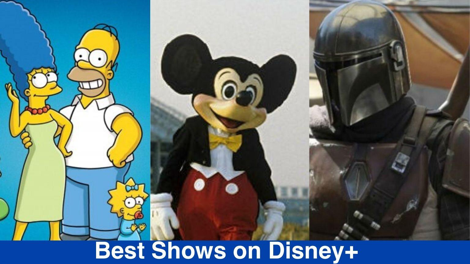 Best Disney shows