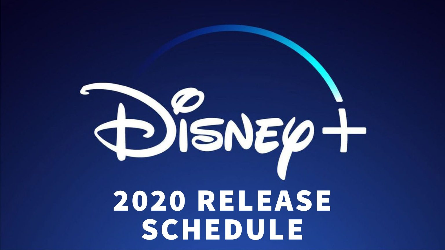 Disney Plus 2020 Release Schedule M