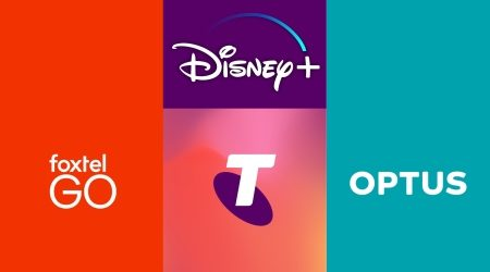 Is Disney+ looking to partner with anyone in Australia?