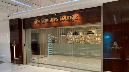 Emirates Lounge Melbourne Review
