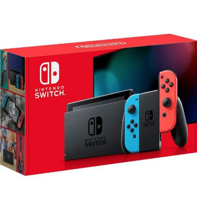 Nintendo Switch console for $399 (Usually $469.95)