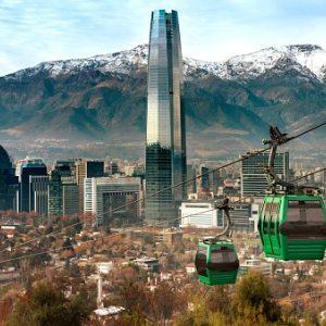 Photo Taken In Santiago, Chile