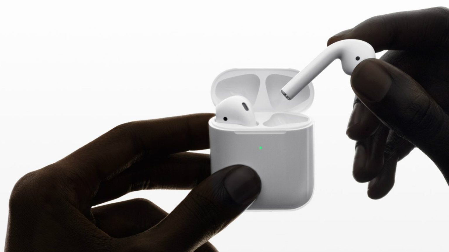 Airpods 2nd generation by Apple