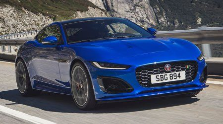 Jaguar F-type Chequered flag edition review: hands-on