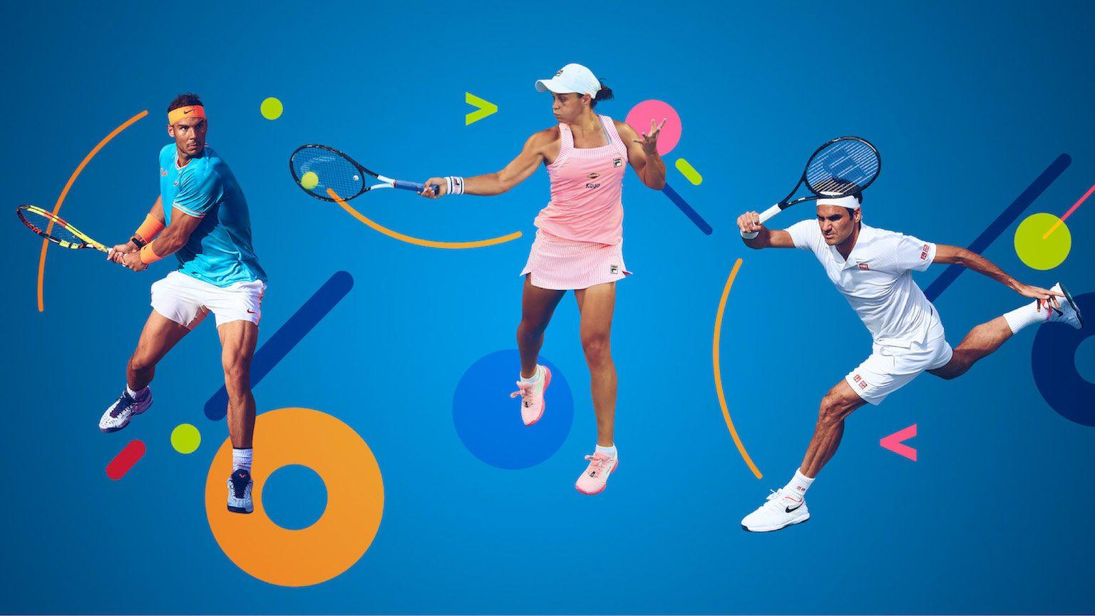 Australian Open Tennis Info M
