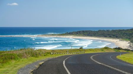 Flights to Coffs Habour (CFS) and deals for 2020