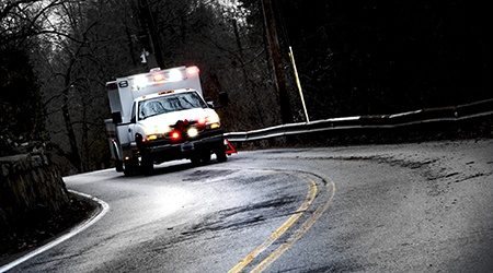 The 7 most expensive places to need an ambulance
