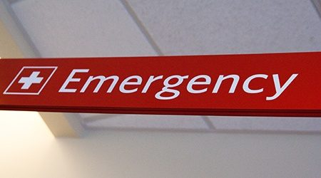 Top 10 emergency visits in Australia