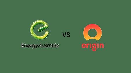 Energy Australia vs Origin