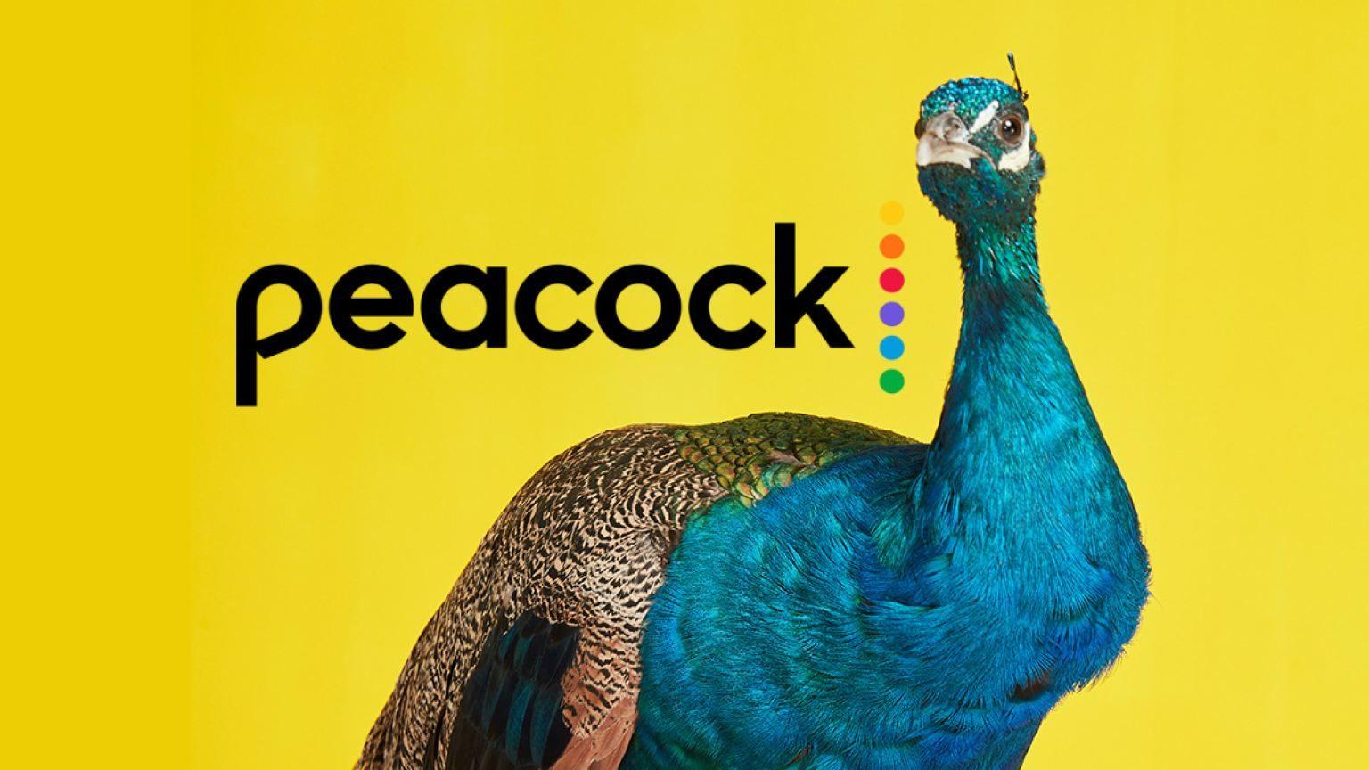 Peacock TV M