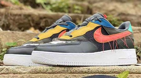 Nike Air Force 1 Black History Month sneakers: First look