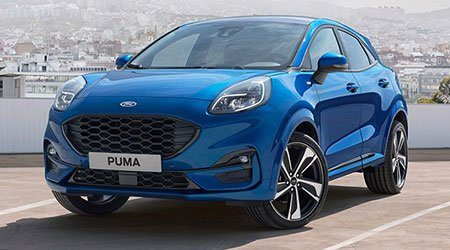 Everything you need to know about the Ford Puma