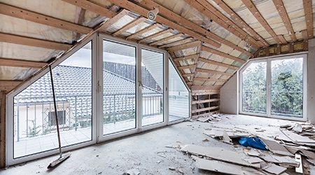 Home insurance for renovations