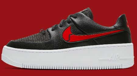Why you're going to want Nike's Broken Heart Air Force 1s