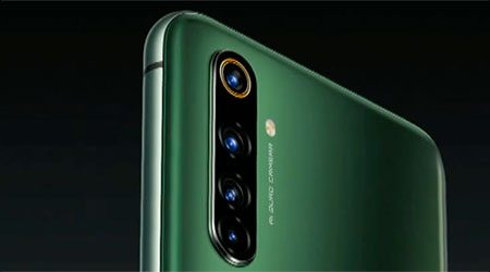 Realme goes 5G for the Realme X50 Pro