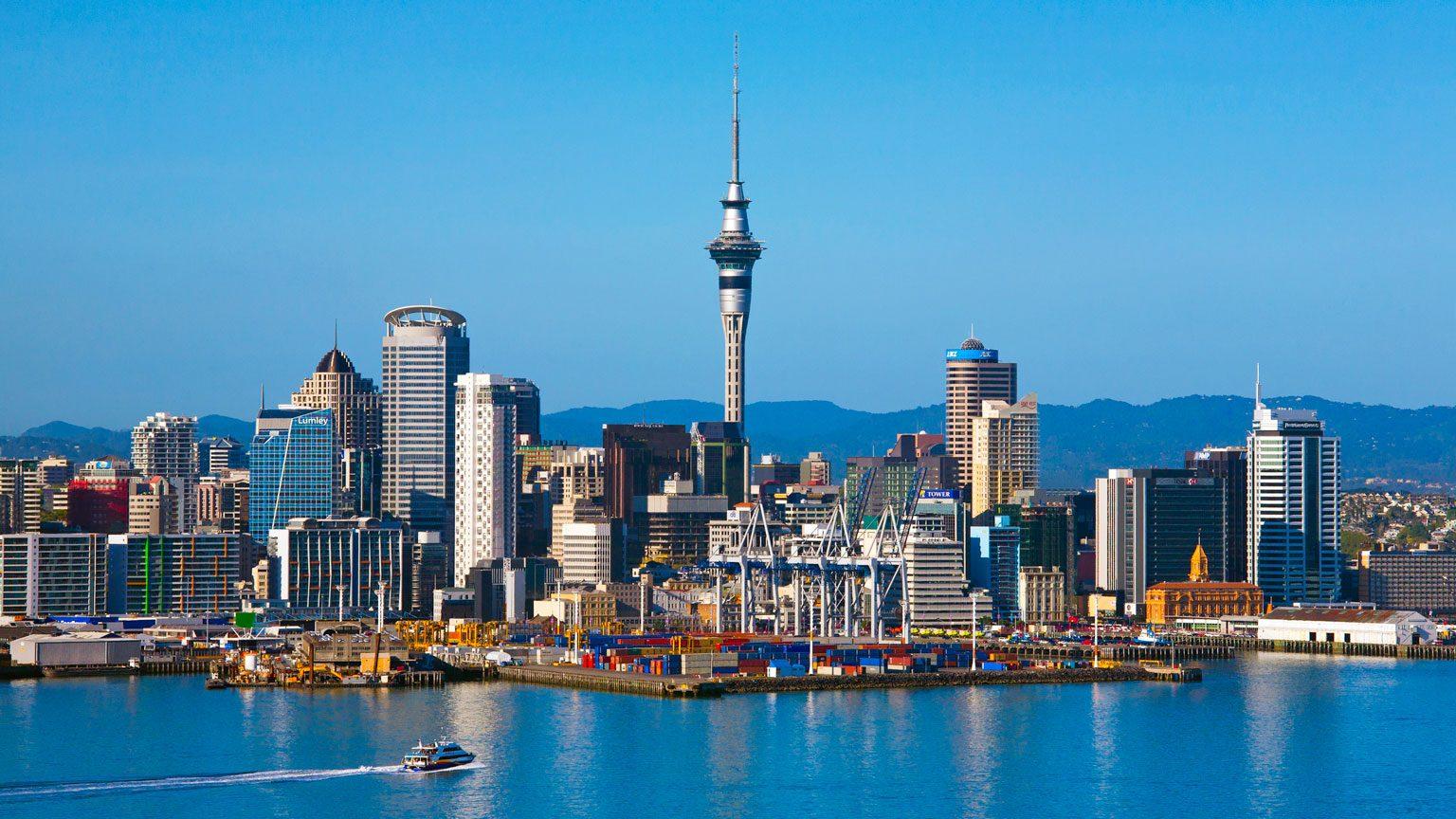 New Zealand, North Island, Auckland