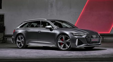2020 Audi RS6 Avant review