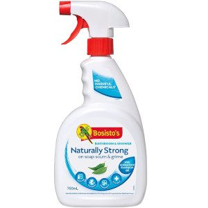 Bosisto's Bathroom and Shower Cleaner