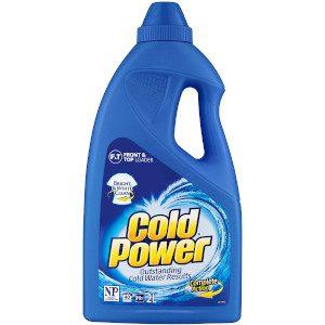 Cold Power Complete Action Liquid Laundry Detergent