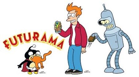 Where to watch Futurama online in Australia