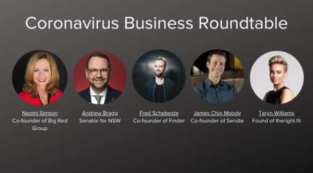 Don't miss our free coronavirus business roundtable live stream