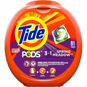 Tide PODS 3 in 1