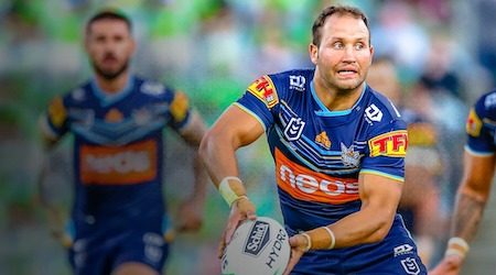 How to watch Gold Coast Titans vs Parramatta Eels NRL live and free
